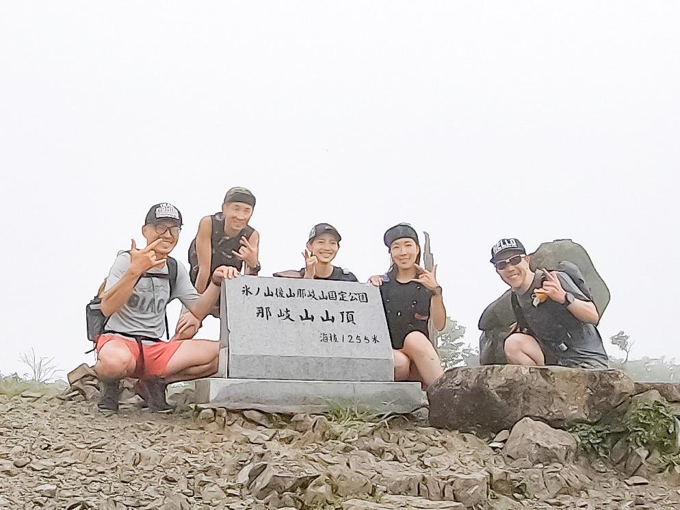 nagi山頂